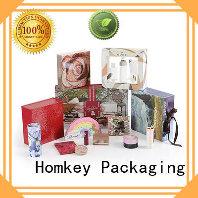 Homkey Packaging luxury custom packaging boxes owner for cosmetics