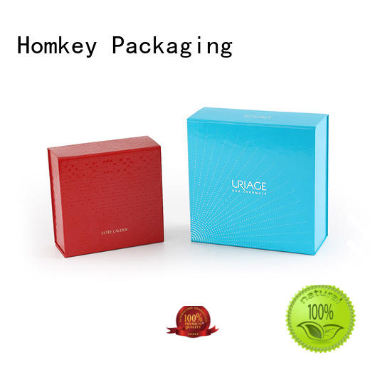 Homkey Packaging candle cosmetic box experts for beauty items