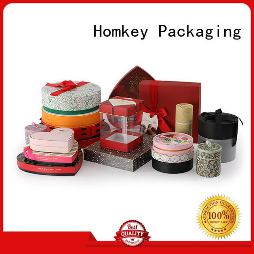 Homkey Packaging drawer candy boxes wholesale owner for product packing
