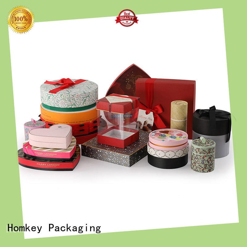 newly food packaging supplies heart long-term-use for product packing