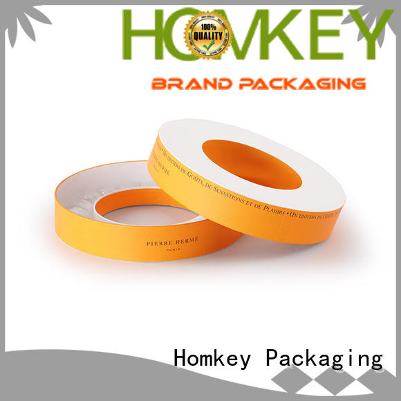Homkey Packaging newly chocolate gift boxes owner for product packing