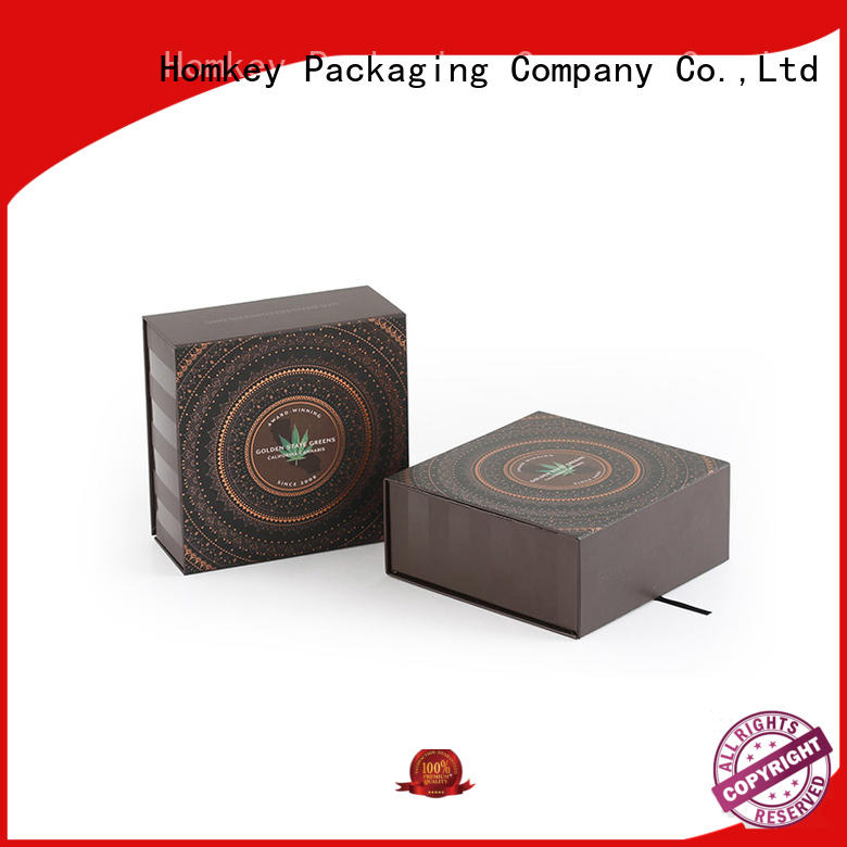 Homkey Packaging best CBD packaging experts for factory