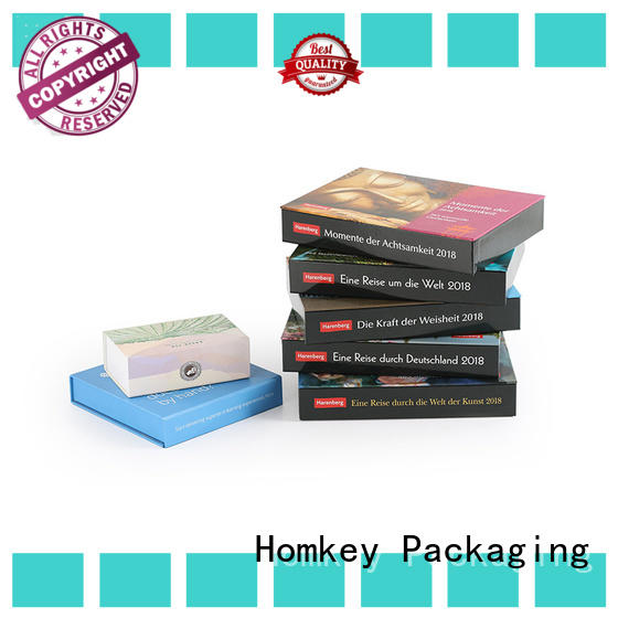 popular printed gift boxes layflat certifications for gift wrapping