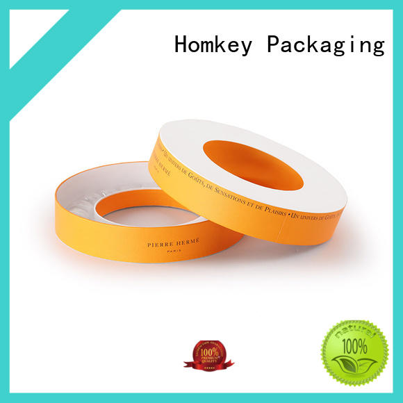 Homkey Packaging new-arrival custom chocolate boxes long-term-use for product packing