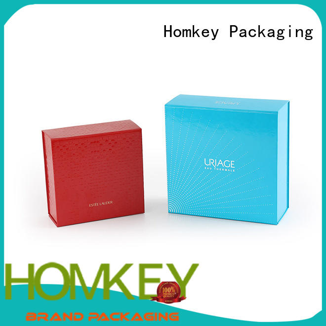 Homkey Packaging superior cosmetic boxes supplier for cosmetics