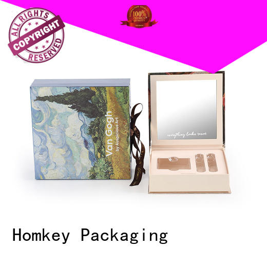 Homkey Packaging quality cosmetic packaging supplies wholesale for skincare items