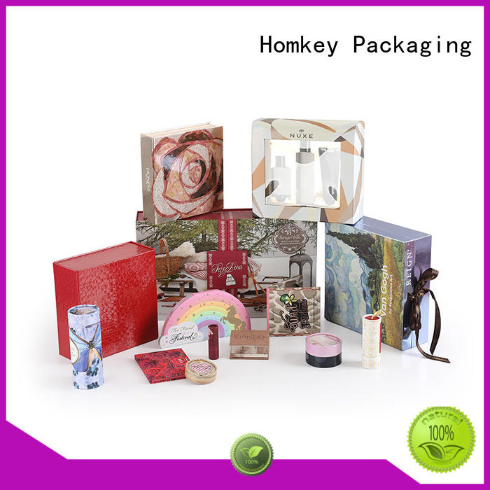 Homkey Packaging cosmetic cosmetic packaging supplies owner for maquillage