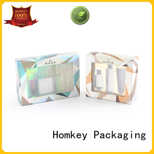 Homkey Packaging superior cosmetic packaging supplies in different shape for Perfume