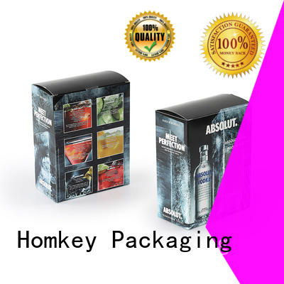 Homkey Packaging awesome spirits box experts for wire packing