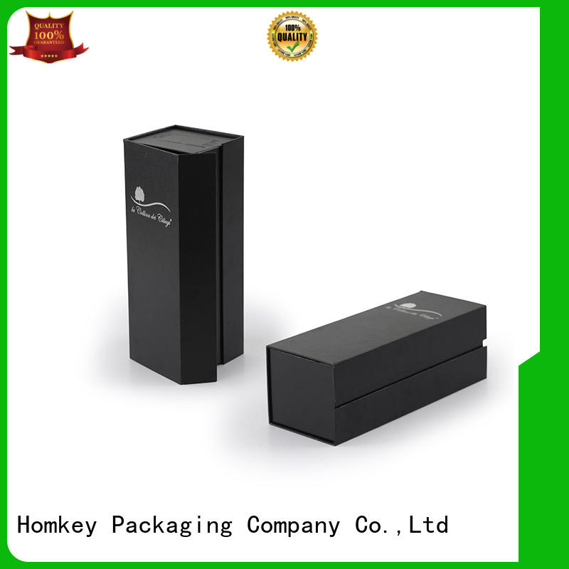 Homkey Packaging cardboard wine packing boxes in different shape for wire packing