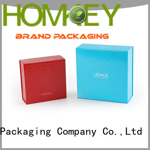 printed skincare packaging boxes makeup wholesale for beauty items