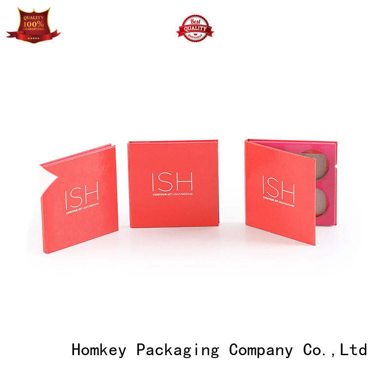 Homkey Packaging fragrance custom packaging boxes experts for beauty items