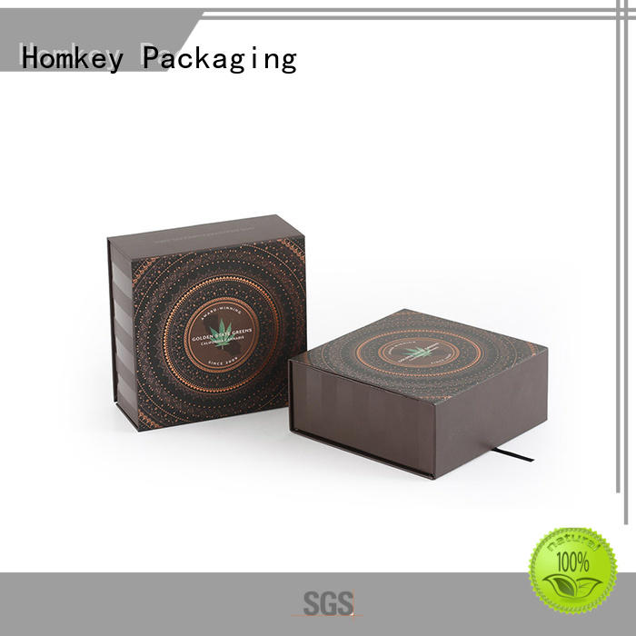 Homkey Packaging low cost CBD packaging at discount for factory