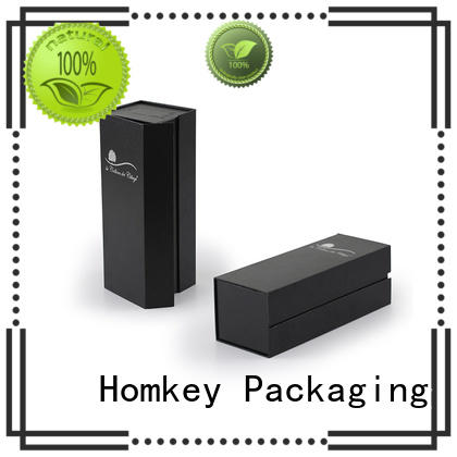 Homkey Packaging hot-sale wine gift box factory for gift packing