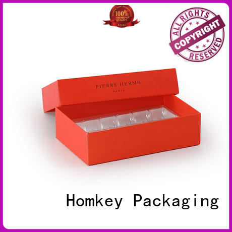 Homkey Packaging low cost chocolate packaging experts for gift wrapping