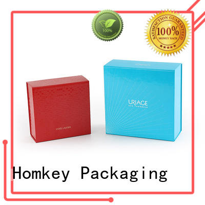 Homkey Packaging quality cosmetic packaging boxes experts for cosmetics