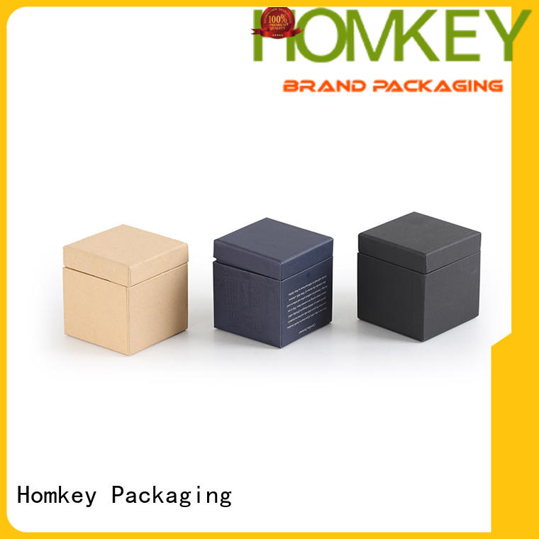 Homkey Packaging fine- quality custom makeup boxes manufacturer for beauty items