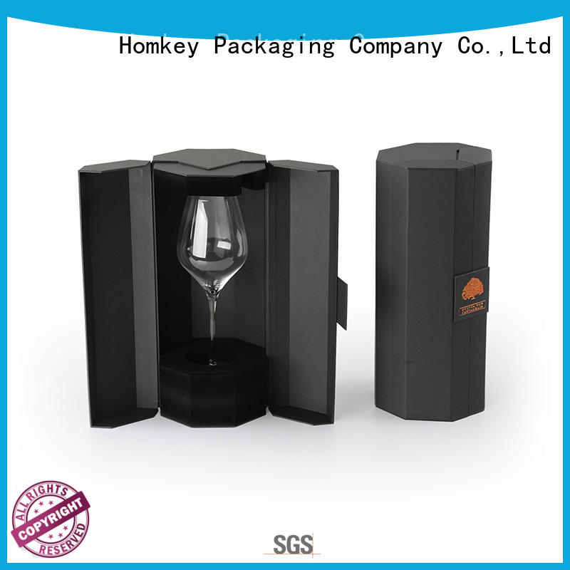 fine- quality wine packaging box long-term-use for wire packing