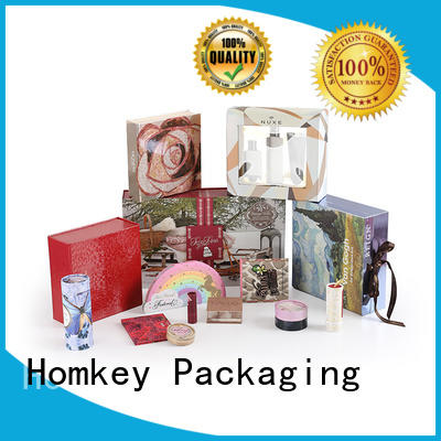 Homkey Packaging palette cosmetic packaging supplies supplier for Perfume