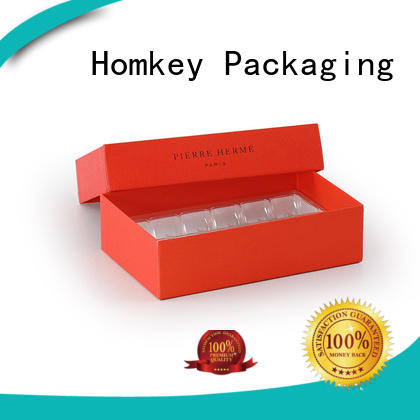 Homkey Packaging paperboard chocolate packing boxes experts for gift wrapping