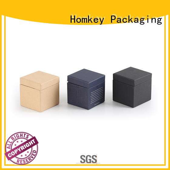 Homkey Packaging newly cosmetic box owner for skincare items