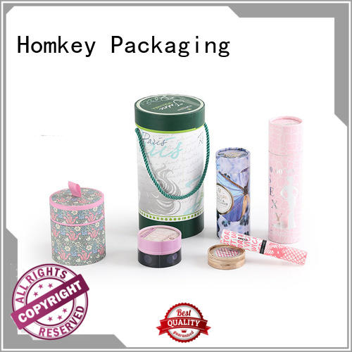 Homkey Packaging quality cosmetic boxes factory for beauty items