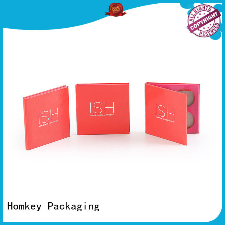 Homkey Packaging best custom packaging boxes supplier for cosmetics