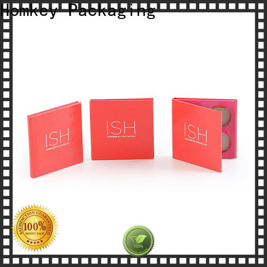 Homkey Packaging industry custom makeup boxes supplier for skincare items