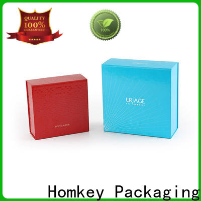 Homkey Packaging fine- quality cosmetic box packaging suppliers experts for Perfume