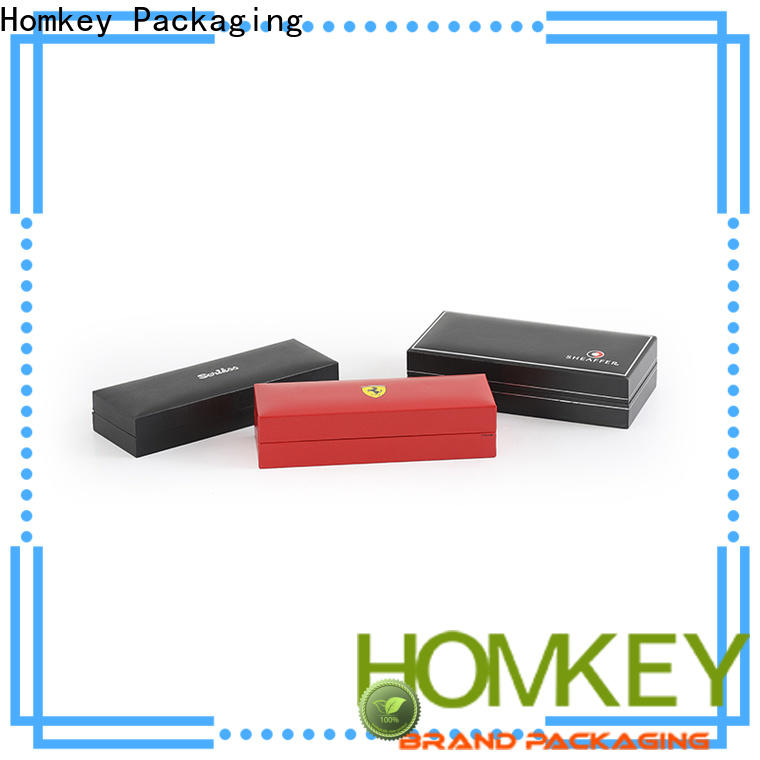 Homkey Packaging inexpensive jewelry boxes wholesale experts for gift items