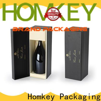 best wine bottle gift boxes vodka supplier for gift packing