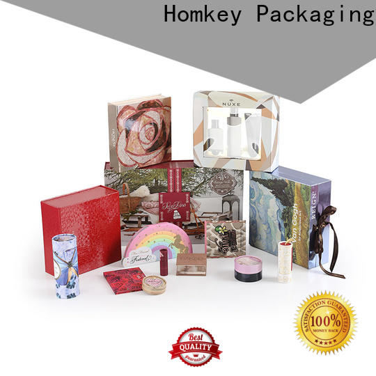 best cosmetic packaging boxes skincare in different shape for maquillage