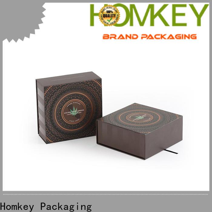 Homkey Packaging resistant custom cardboard boxes for hospital