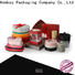 Homkey Packaging low cost cheap chocolate boxes long-term-use for factory
