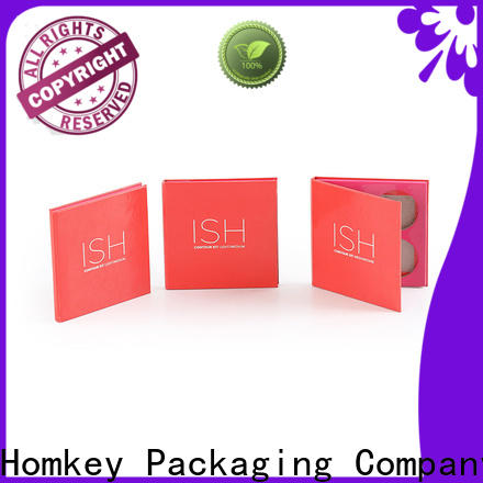 Homkey Packaging industry cosmetic packaging boxes factory for cosmetics