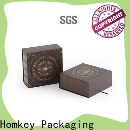 Homkey Packaging high-end medical cannabis packaging widely-use for hospital