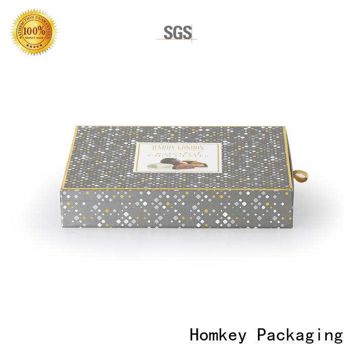 Homkey Packaging low cost food packaging boxes supplier for factory
