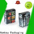 Homkey Packaging spirits wine case box in different shape for wire packing