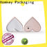 Homkey Packaging gift candy boxes wholesale supplier for gift wrapping