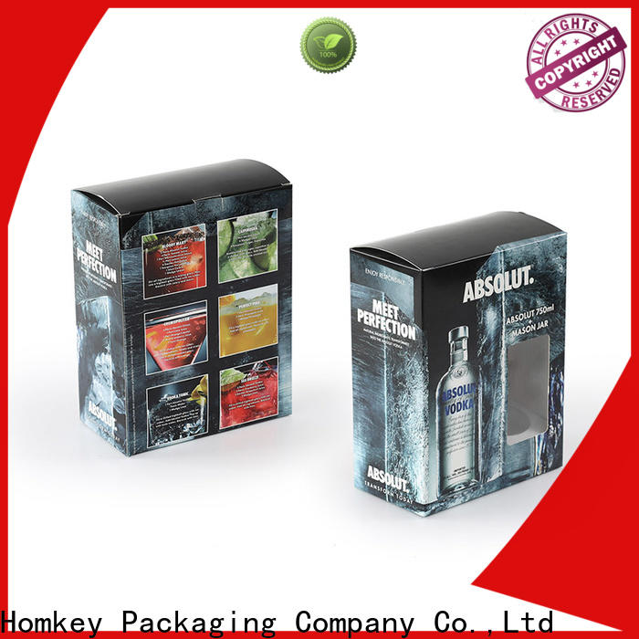Homkey Packaging fine- quality wine packaging long-term-use for wire packing