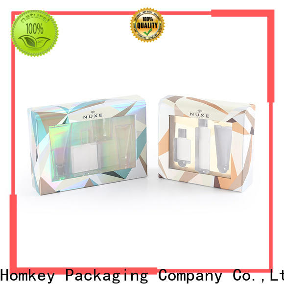 Homkey Packaging perfume skincare packaging boxes manufacturer for cosmetics