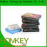 Homkey Packaging high-end jewelry boxes wholesale with Quiet Stable Motor for gift items