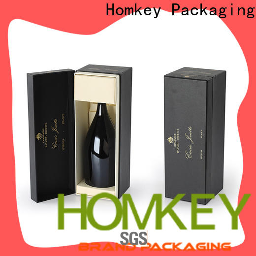 new-arrival wine packing boxes magnetic supplier for gift packing
