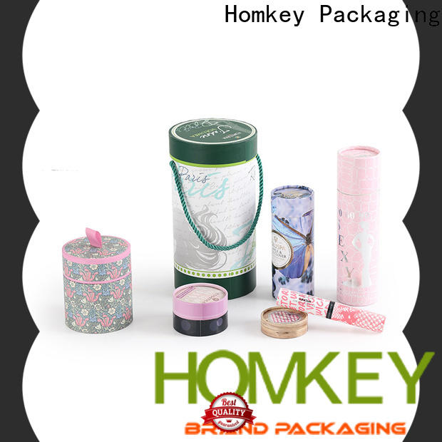 Homkey Packaging fine- quality custom makeup boxes factory for beauty items