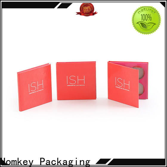 Homkey Packaging nice cosmetic packaging boxes wholesale supplier for maquillage