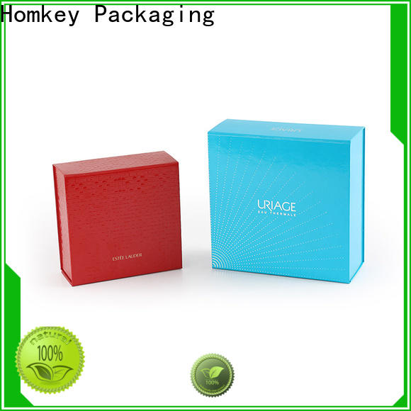 Homkey Packaging best cosmetic packaging boxes wholesale wholesale for Perfume