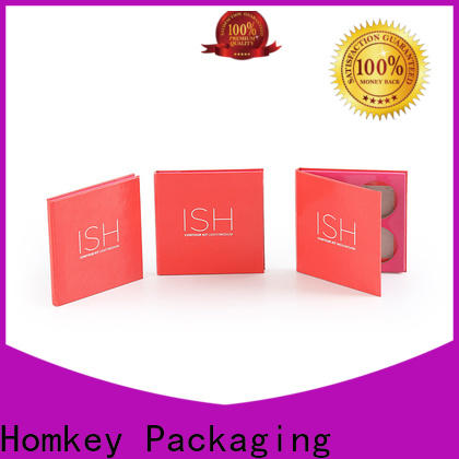 nice cosmetic box packaging suppliers paperboarad wholesale for maquillage