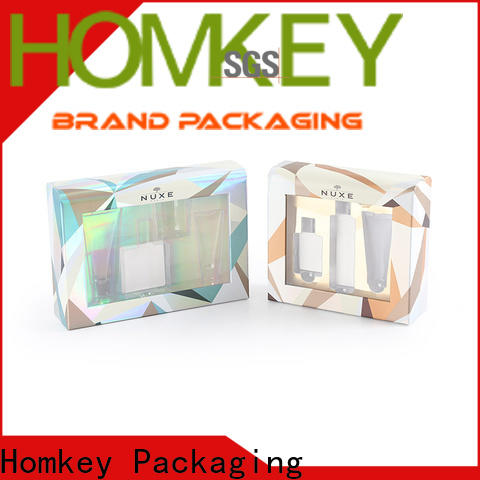 nice cosmetic boxes fragrance owner for skincare items