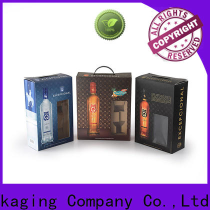 Homkey Packaging unique wine packaging experts for gift wrapping