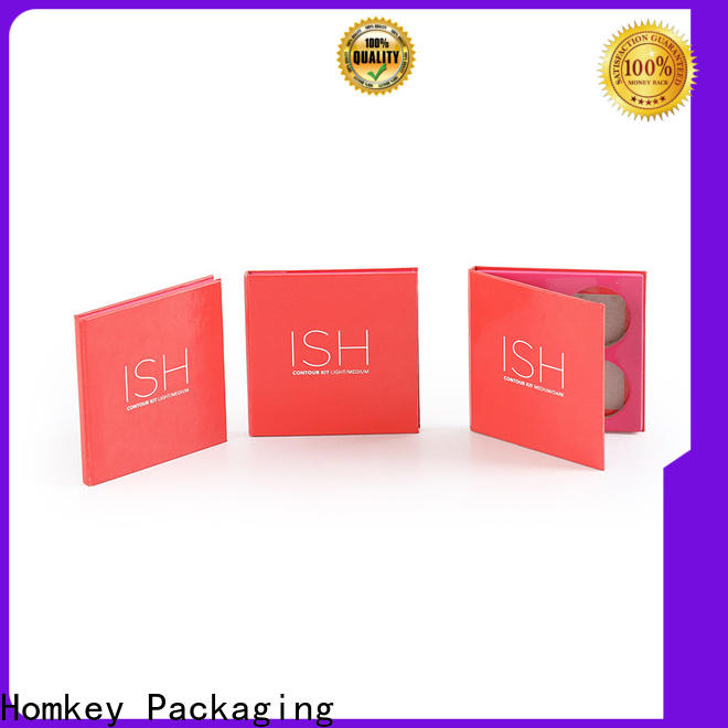 Homkey Packaging fine- quality cosmetic packaging boxes supplier for beauty items